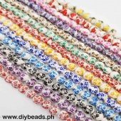 Ceramic Beads 8mm(approx.44pcs)