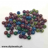 Tribal Beads Color 8mm
