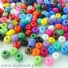 Glass Seed Beads Assorted Size  (345g)